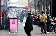 Photo of London, Brick Lane, United Kingdom - Brick Lane ambiente