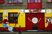 Photo of London, Rivington Street, United Kingdom - RIVINGTON ST COMEDY