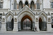 Photo of London, ROYAL COURTS OF JUSTICE, United Kingdom - ROYAL COURTS OF JUSTICE