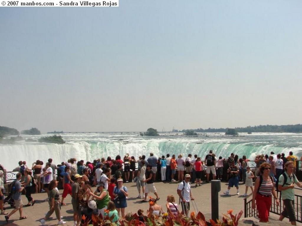 Niagara Falls El velo de la Novia Ontario