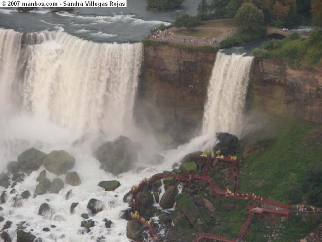 Niagara Falls Jardin Botanico Ontario