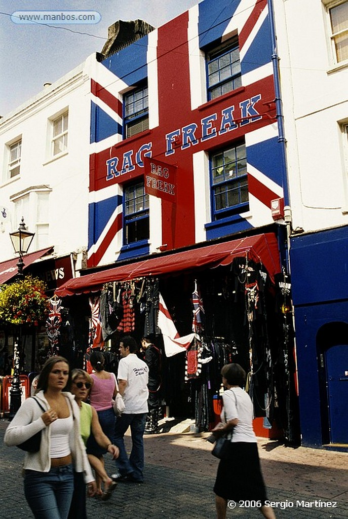 Brighton Reflejo de café East Sussex