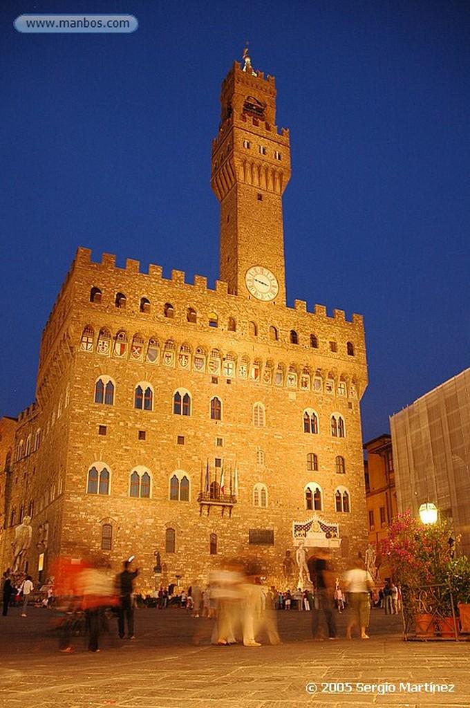 Florencia calle vertical arco Florencia