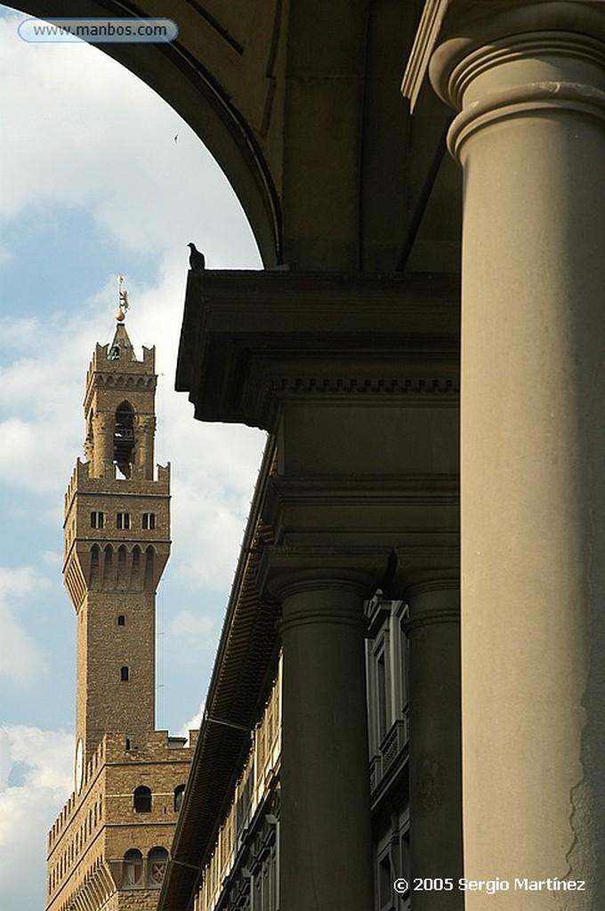 Florencia castillo viejo anochecer Florencia