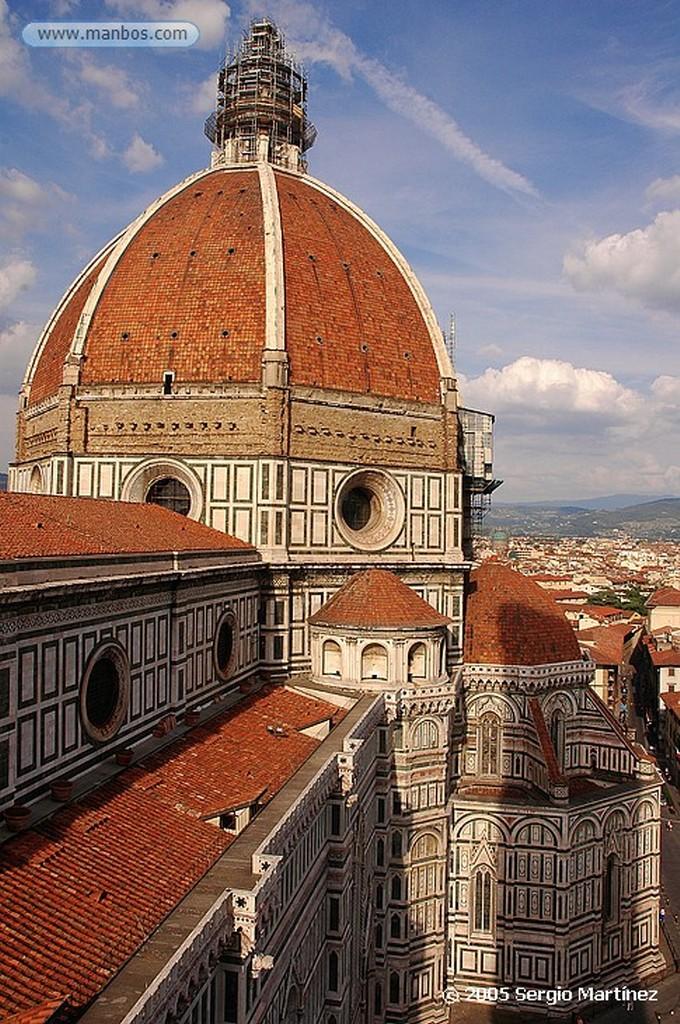 Florencia columna y torre Florencia