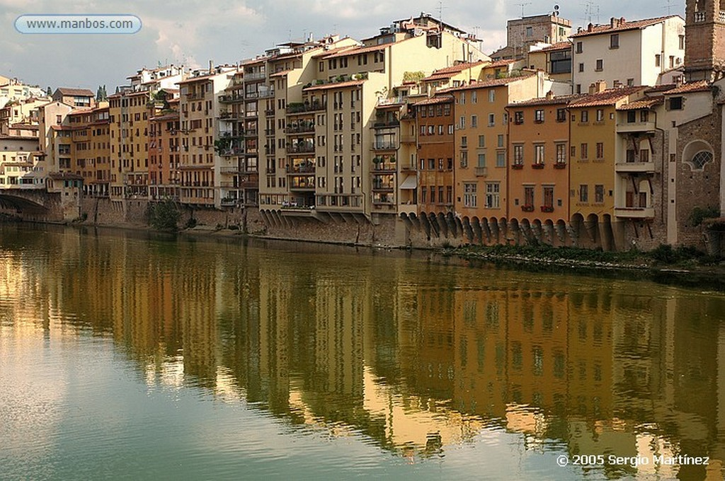 Florencia portico Florencia