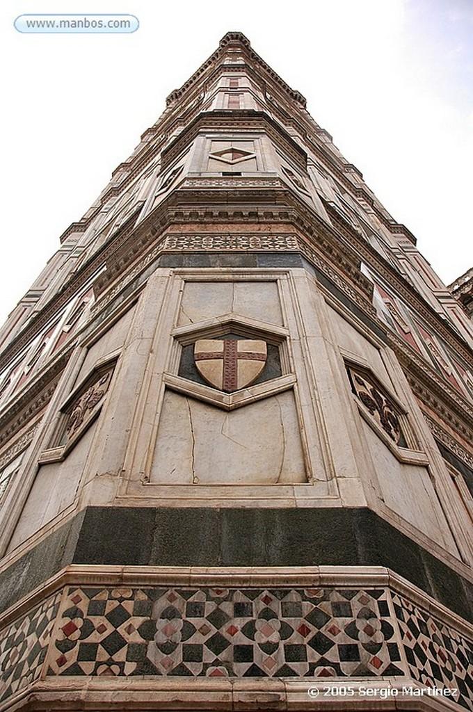 Florencia torre duomo Florencia