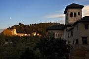 El Generalife, Granada, España