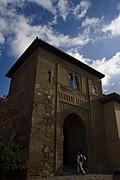 Foto de Granada, La Alcazaba, España - Puerta del vino