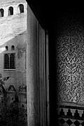 Camara NIKON D70 Ventana torre comarex La Alhambra GRANADA Foto: 12500