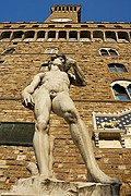 David de Miguel Angel, Florencia, Italia