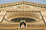 Iglesia Santa Croce, Florencia, Italia