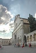 Iglesia Santa Maria Novella, Florencia, Italia