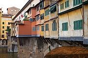 Camara NIKON D70 ponte vecchio lateral Florencia FLORENCIA Foto: 14172