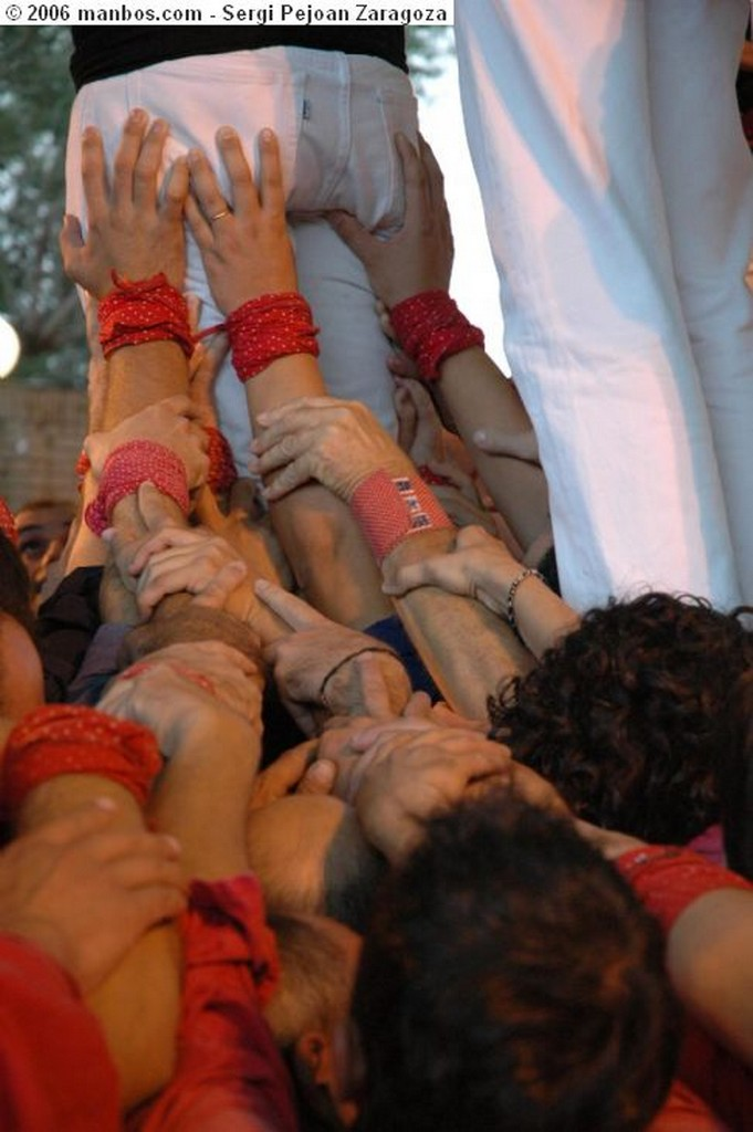 El Prat de Llobregat Tio vivo Fiesta Mayor Barcelona