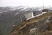 Teleferico de Fjellheisen, Tromso, Noruega